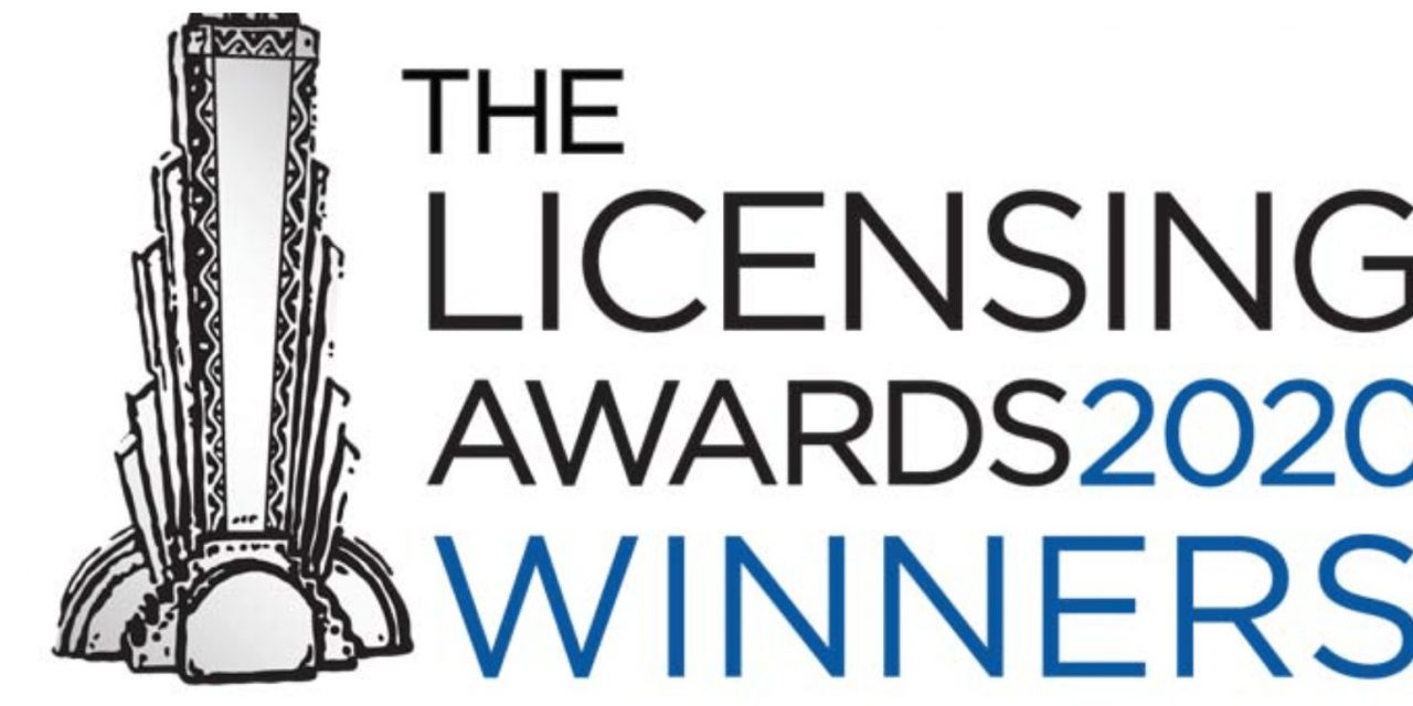 Licensing Awards Winners Celebrate