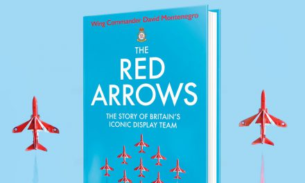 Red Arrows to Publish Official History
