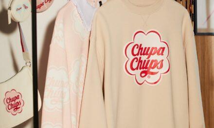 H&M and Chupa Chups in Sweet Deal