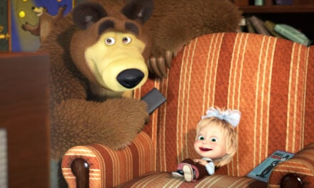 "Animaccord and Amazon Prime Video ""power up"" new collaboration for Masha and the Bear"