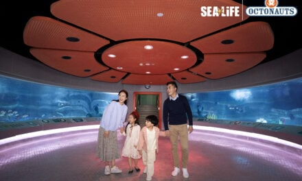 Silvergate Media Unveils the World's Biggest Octonauts Attraction with SEA LIFE Shanghai