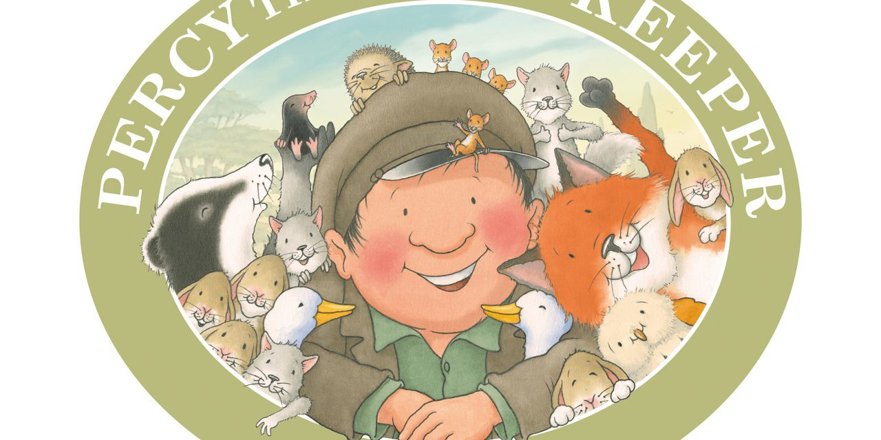 Poetic Brands adds Percy the Park Keeper to children's offering