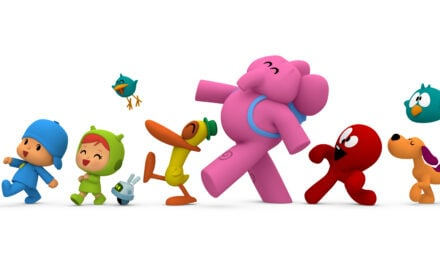 Pocoyo grows 70% on YouTube with 5.5 billion views in 2020