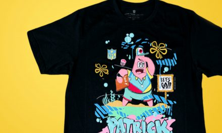 Nickelodeon and NFL Team for SpongeBob Junk Food Collection