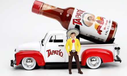 Tapatio Partners for Hot New Merchandise