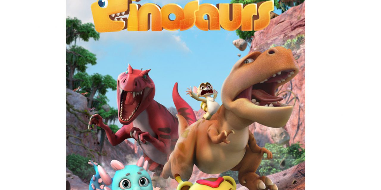 Winsing's Diary of Dinosaurs Release Date is Fixed