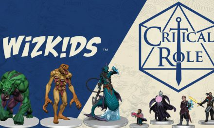 WizKids, Critical Role Partnership Brings Exandria to Life