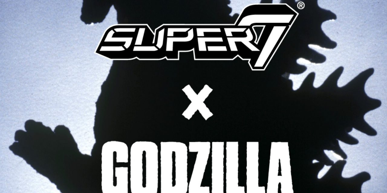 Super7 Joins with Toho for Godzilla Figures