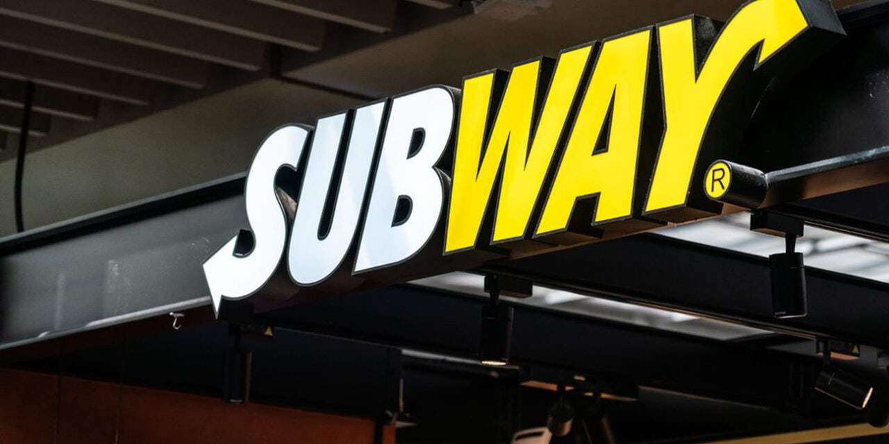 Subway appoints Broad Street Licensing Group