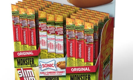 SONIC Drive-In Partners with Slim Jim