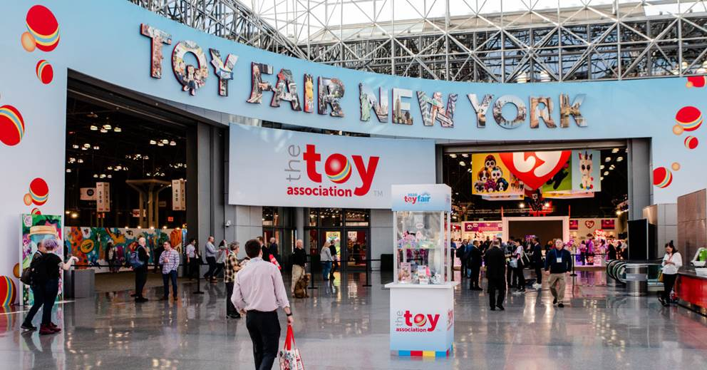 New York Toy Fair Cancelled; Dallas still On Track for October