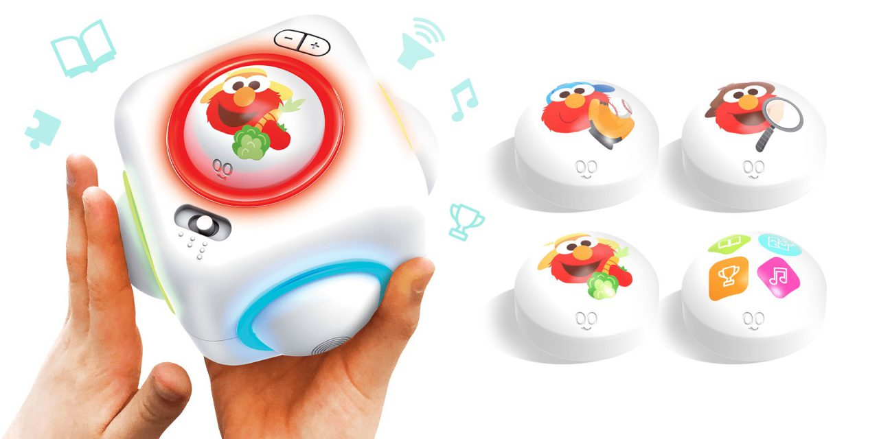 Sesame Teams with Skoog for a New Way to Play