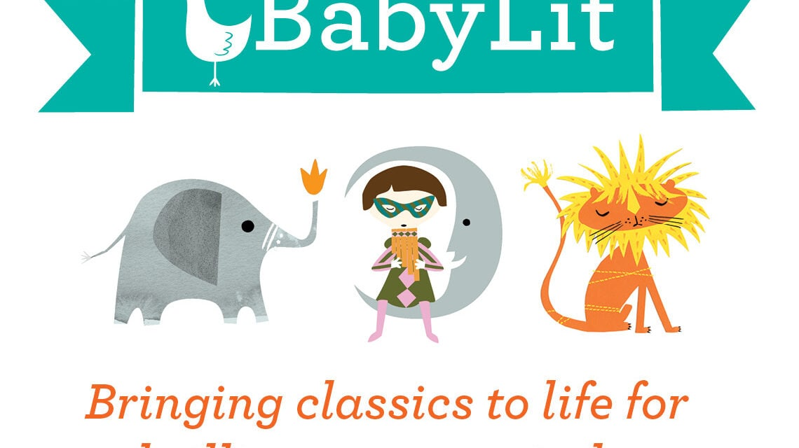 BabyLit to Becomes Animated Series