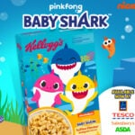 Baby Shark Cereal Coming from Kellogg and ViacomCBS Consumer Products