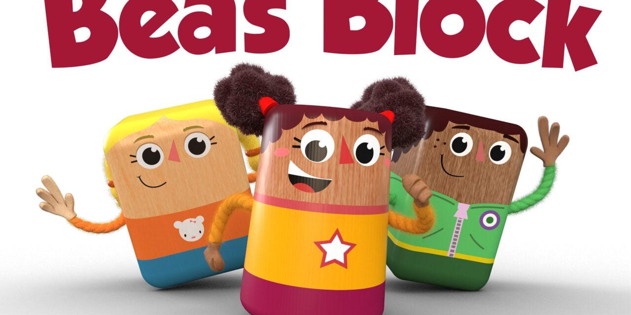 Sesame and WarnerMedia Animated Pre-school Series