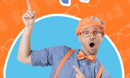Disguise Announces Halloween Contract with Blippi