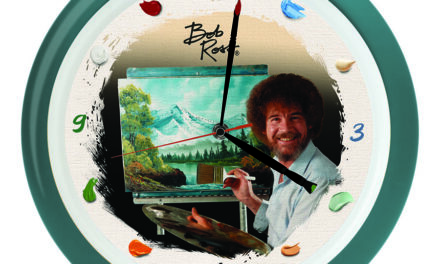 MFA and Bob Ross Sign Licensing Agreement
