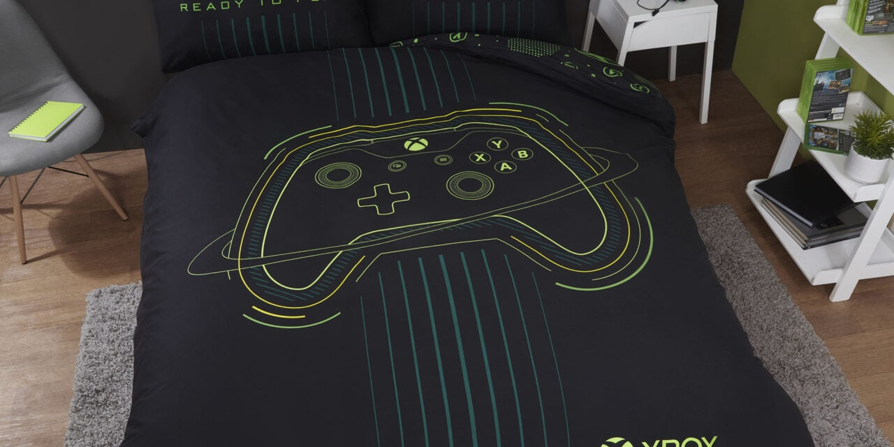 Dreamtex Joins Forces with Microsoft for Xbox and Halo Licensed Home Textiles