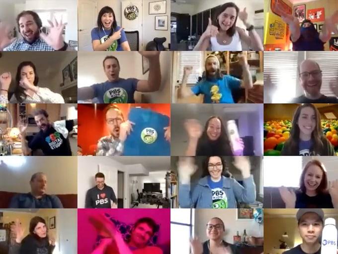 Kidscreen Award Winners Celebrate