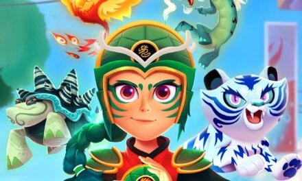 TEAMTO's  Jade Armor Heads to Cartoon Network and HBO Max