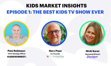 Kids Marketing Experts Launch New Family-Focused Podcast