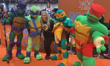 Fanattik joins forces with Nickelodeon's Teenage Mutant Ninja Turtles