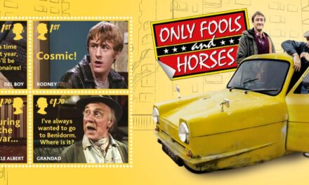 BBC and Royal Mail in Only Fools and Horses Deal