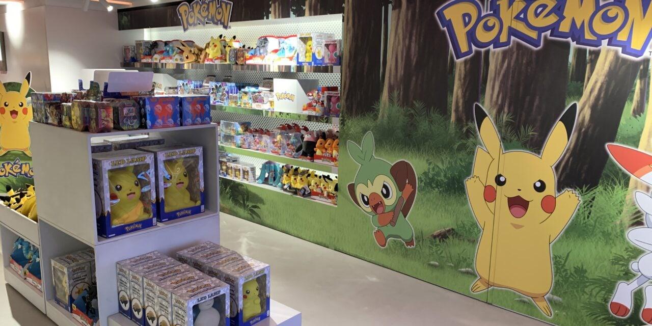 Buoyant Sales for Pokémon Across Europe