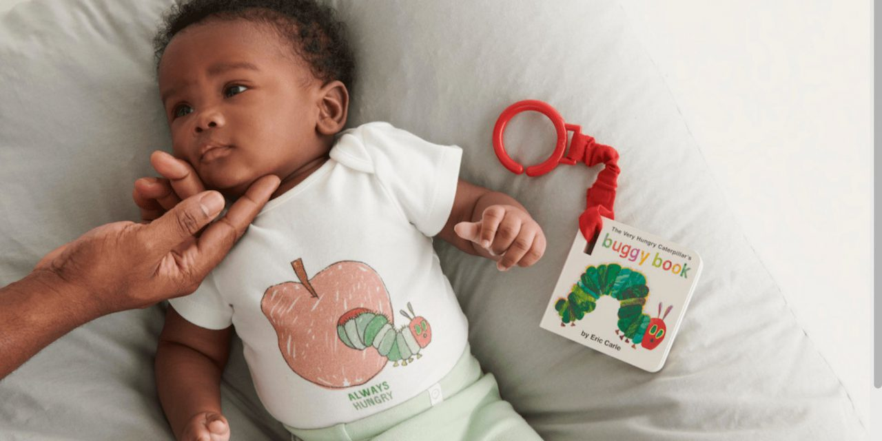 MORI Signs up with The Very Hungry Caterpillar