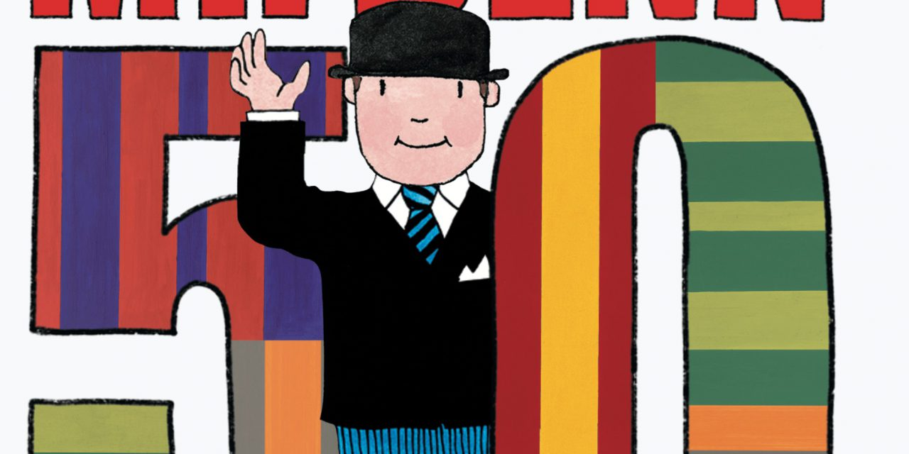 Mr Benn's 50th Celebrated with Host of Deals