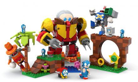 Lego and Sega Sign Deal