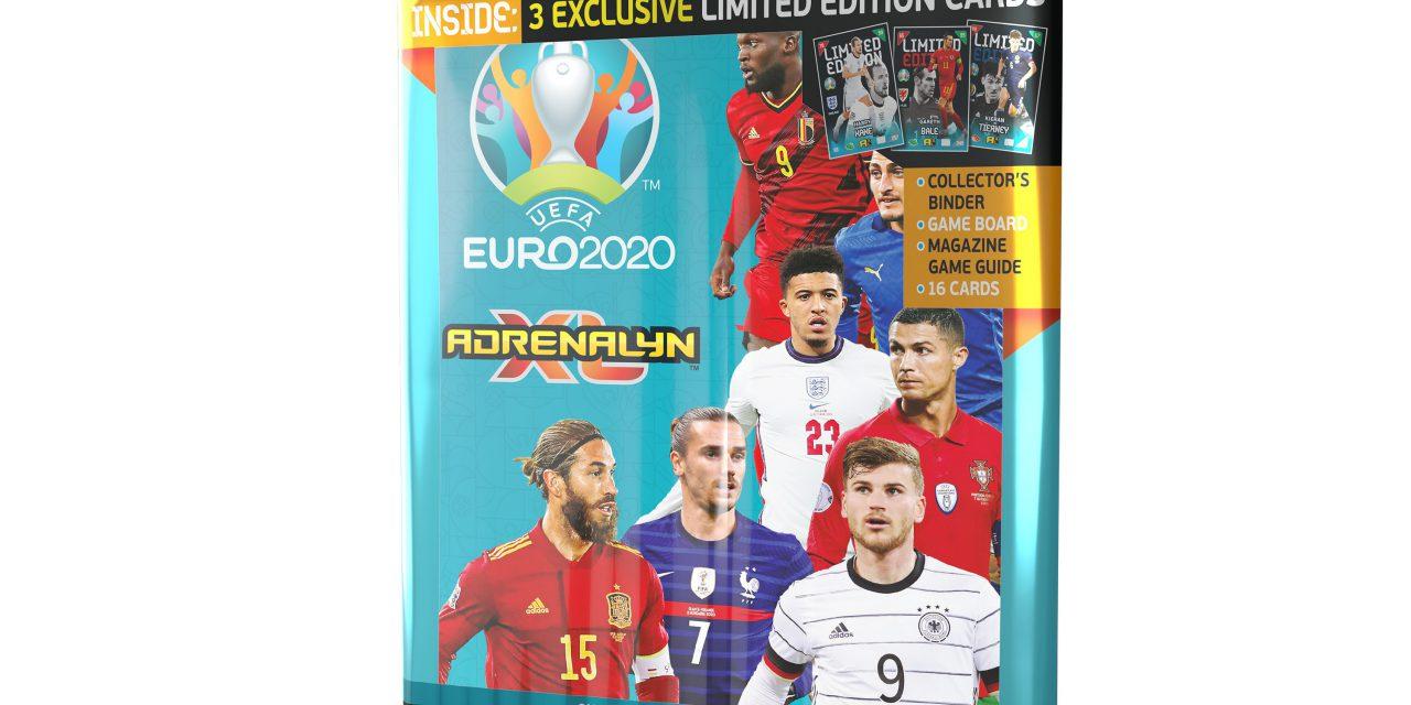 Panini kicks off UEFA EURO 2020 with a New Collection