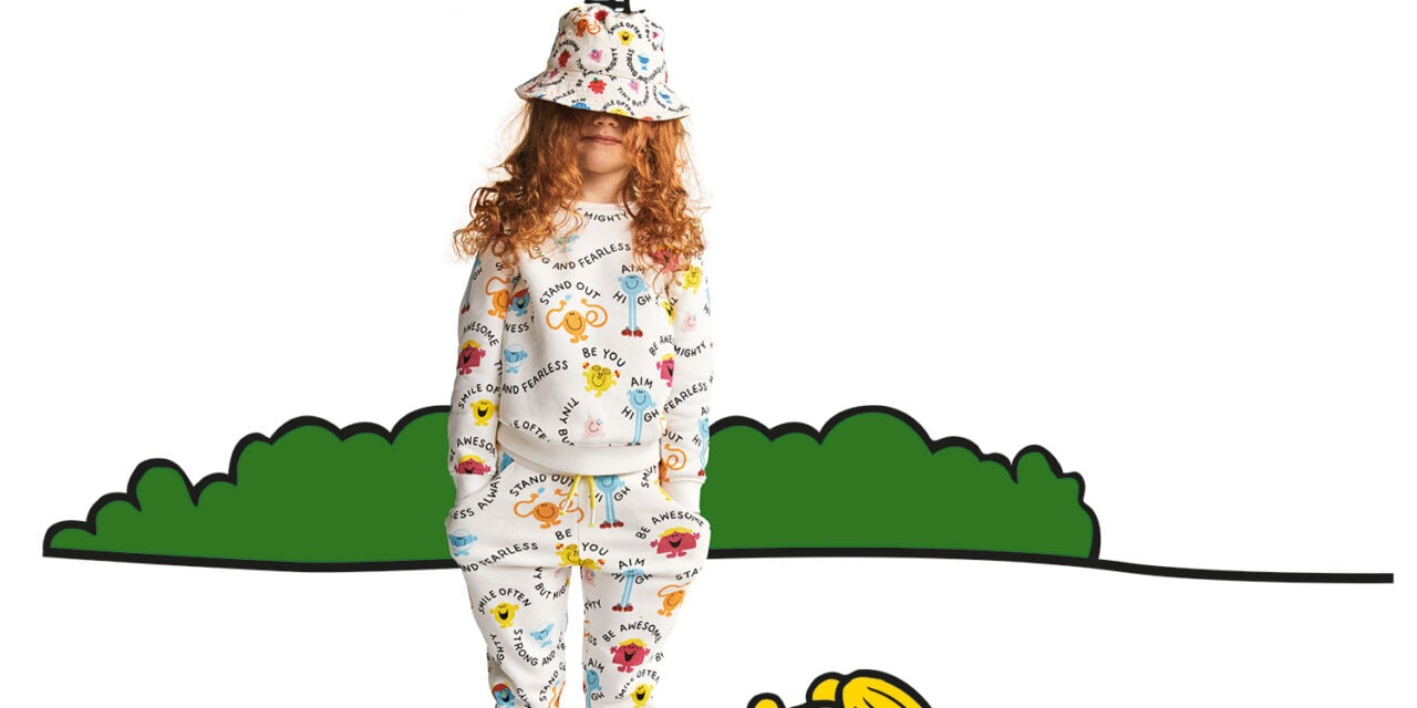 Mr Men & Little Miss Launch Marks & Spencer Collection