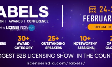 License India's LABELS Exhibition & Conference