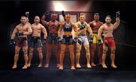 Jazwares and UFC Team for Action Figures & Collectibles