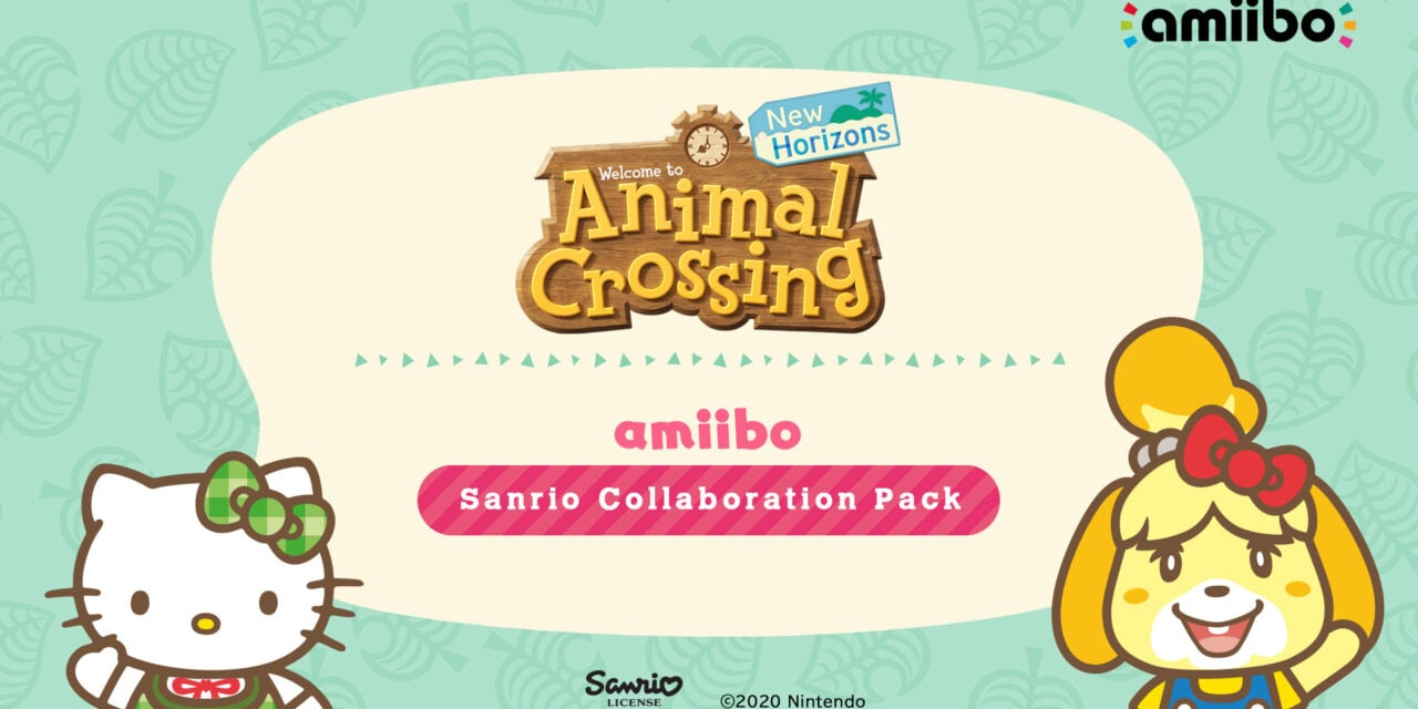 Sanrio and Nintendo team for Animal Crossing New Horizons and Animal Crossing Pocket Camp