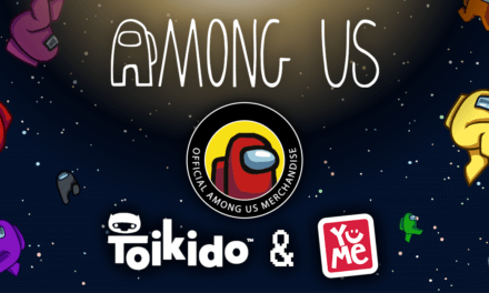 AMONG US Toys Coming from Toikido and YuMe Toys