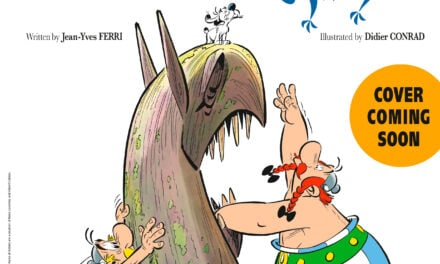 Asterix Moves to Sphere