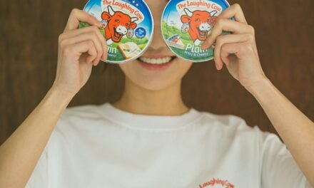 Laughing Cow Teams with MARKM in Korea