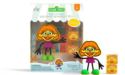 Innovative Start Up Brightens Product Line with Sesame Street Characters