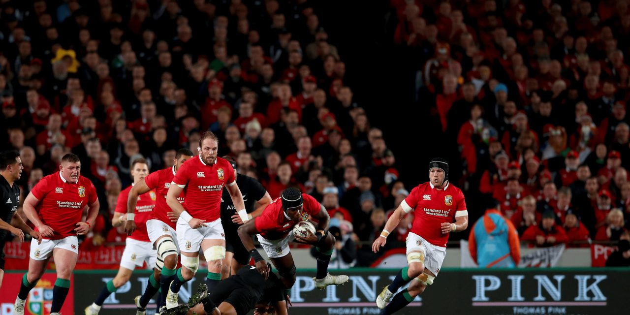 the Point.1888 Secures British & Irish Lions partnership with OPRO