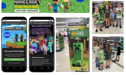 World-first Minecraft Scavenger Hunt Takes Place in Aus