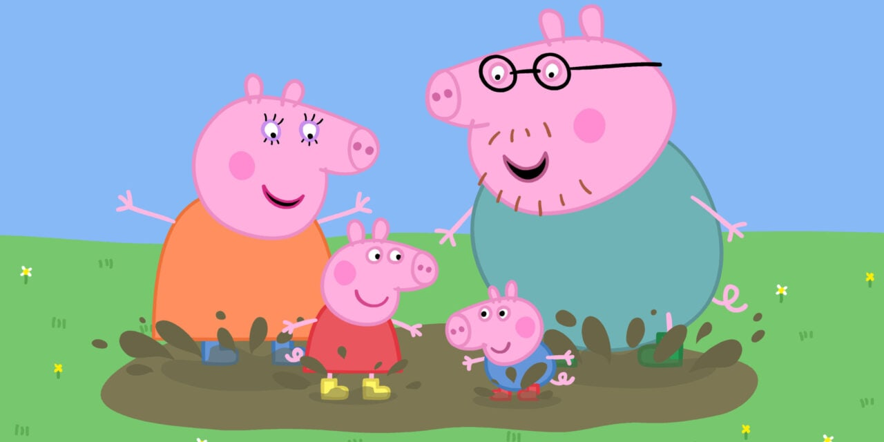 Content Plans Announced for Peppa Through to 2027