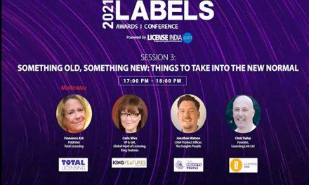 LABELSvirtual2021- Something old, Something new