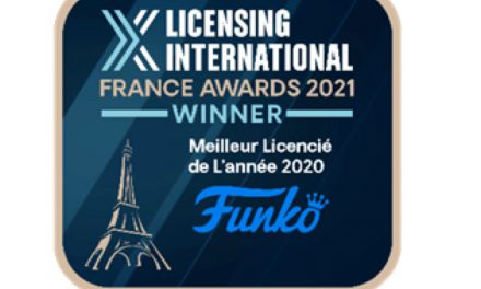 Funko Europe wins at the 2021 Licensing International France Awards