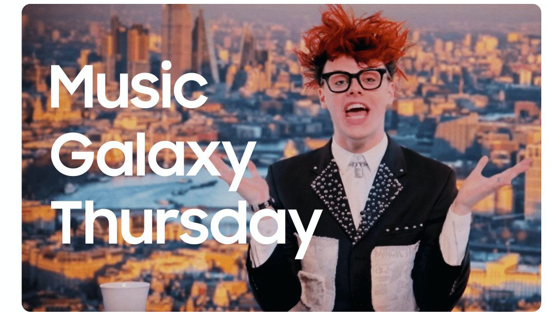 Samsung Launches Music Galaxy Thursday Across Europe
