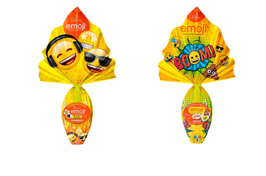 Americanas launches the second season of Easter Eggs in Brazil with emoji
