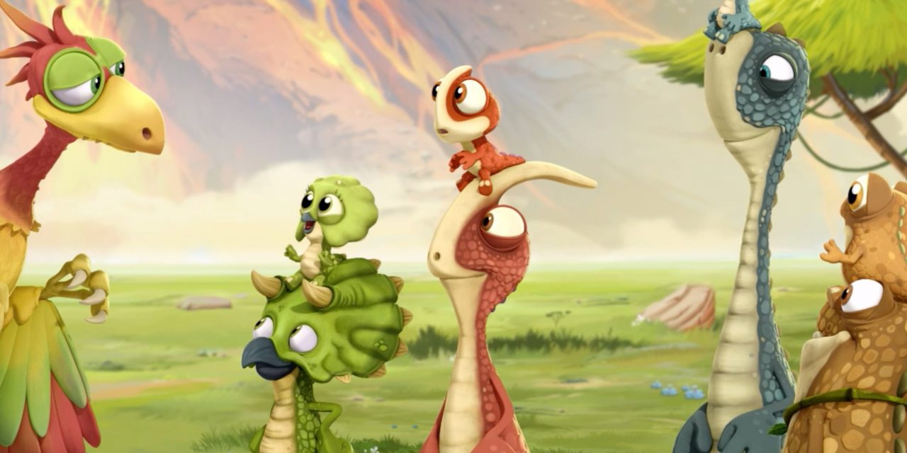 New Gigantosaurus Characters Coming to Disney Junior