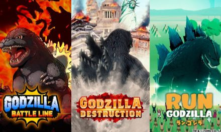 Godzilla Takes on the Mobile Game World