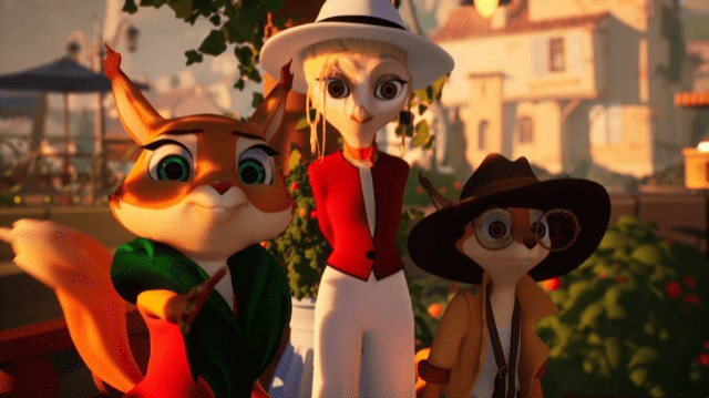 Russia's SMF Studio Expanding Geographical Distribution of Animated Content